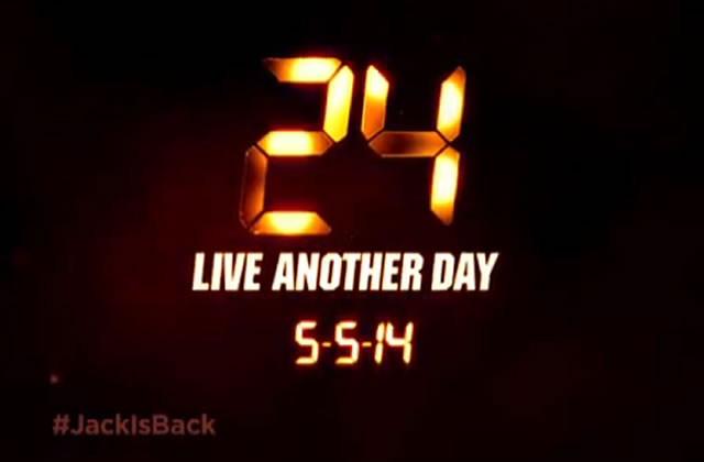 24 heures chrono : Live Another Day — Le premier trailer !