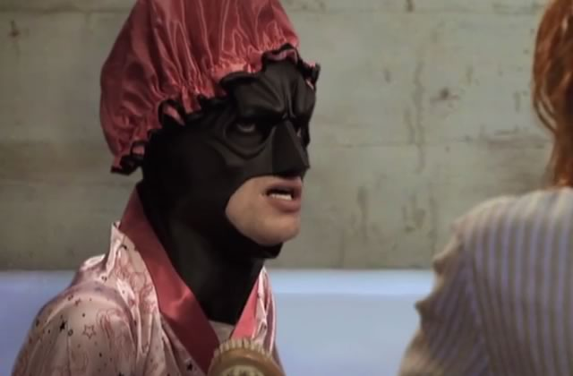 Batman s'incruste dans les grands classiques du cinéma #4