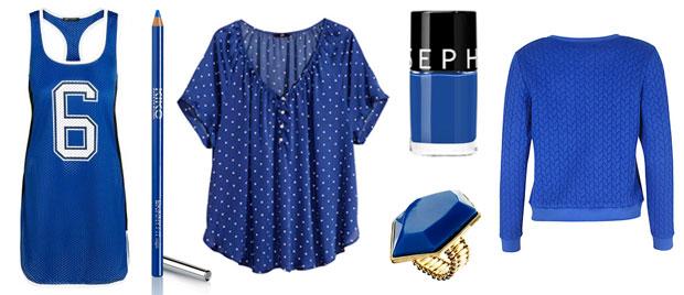 selection couleur bleu roi printemps ete 2014