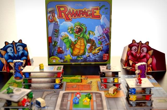 Concept & Rampage — Jouons en société !