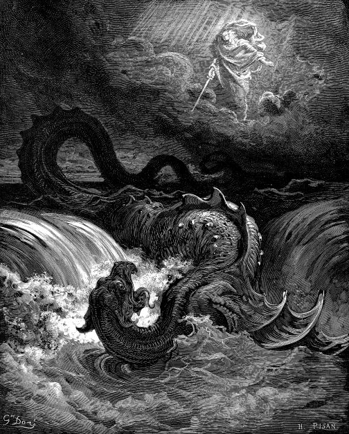 monstres marins leviathan