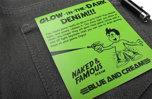 Naked & Famous, la marque de jeans venue de l'espace