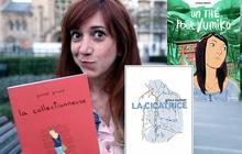 Pénélope Bagieu chronique La Collectionneuse (et 2 autres BD !)