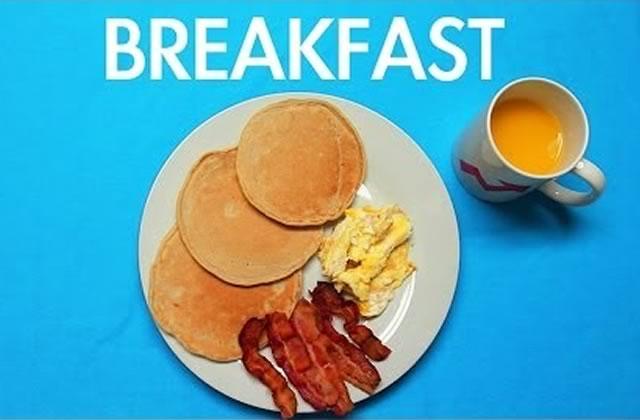 Les petits-déjeuners du monde compilés en vidéo