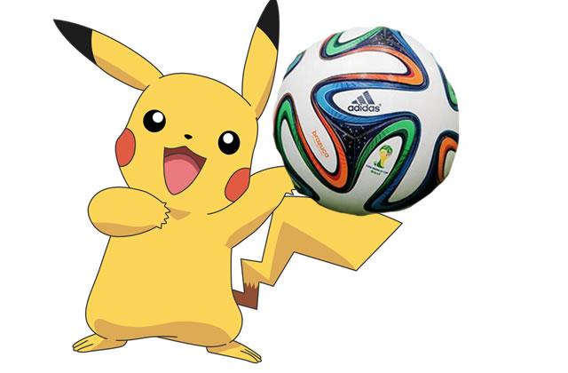 Pikachu sera la mascotte japonaise pour la Coupe du Monde 2014 !