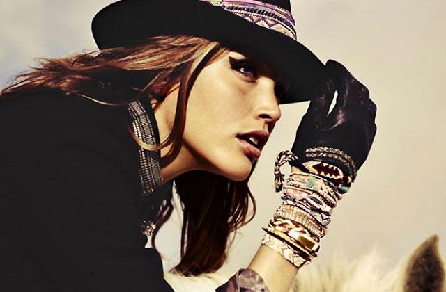 Les bijoux de la tendance hippie chic