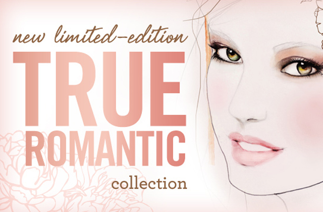 True Romantic, la nouvelle collection de bareMinerals