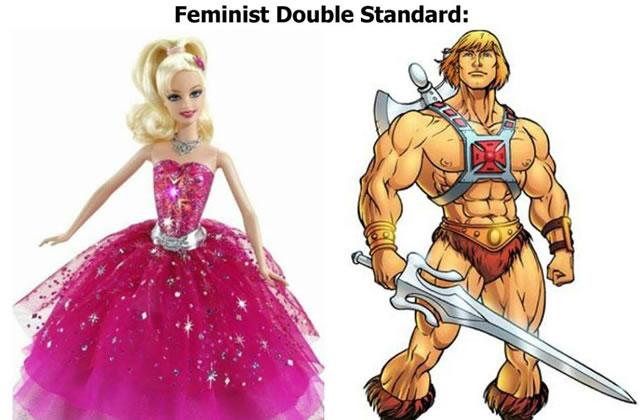 Barbie VS Musclor : le poids des stéréotypes de genre illustré par Mirion Malle