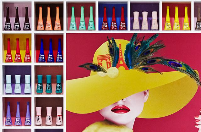 Bourjois ouvre une nouvelle boutique à Paris