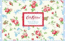 Cath Kidston, le charme anglais dans ta salle de bain