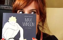 Chronique BD — Max Winson, ce champion de tennis inébranlable (ou presque)