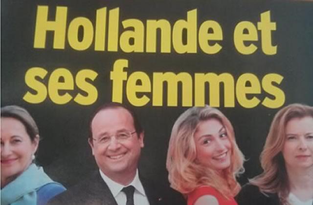 « Hollande et ses femmes » : L'Express récidive [MÀJ]