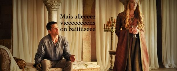game of thrones saison 4 jaime cercei