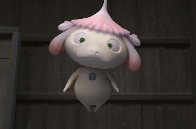 Jellyfish Eyes, le premier film de l'artiste Takashi Murakami !