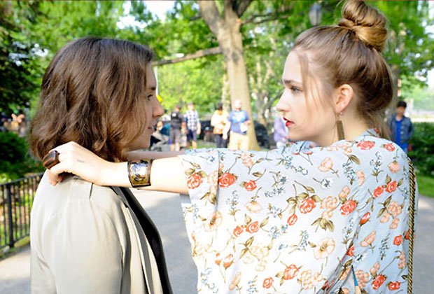 Le kimono, une pièce phare du printemps-été 2014