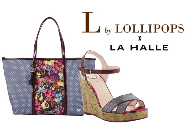 La Halle et Lollipops lancent une ligne de chaussures et de maroquinerie 5d68f67f7d7