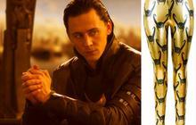 Les leggings Loki et son casque à cornes — WTF mode
