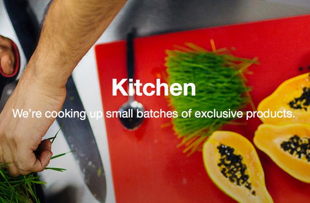 Lush crée la Lush Kitchen et propose des produits exclusifs en édition limitée