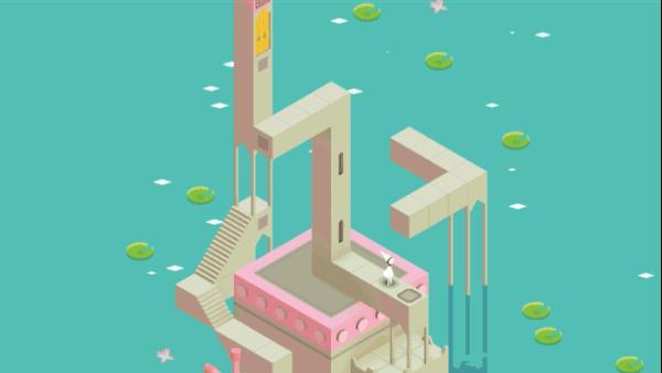 Monument Valley, le jeu mobile poétique et créatif, élu Jeu de l'année par Apple