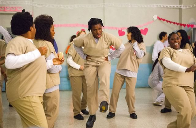 Orange is the new black saison 2 : la première scène !