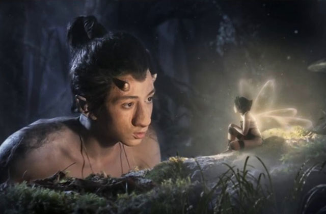 Peter Pan, le magnifique court-métrage inspiré de Loisel