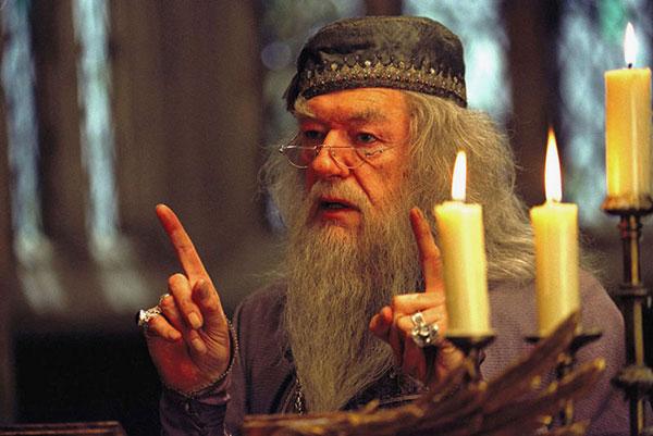 pierre philosophale dumbledore