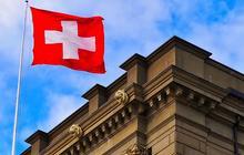 Le système politique et ses 3 niveaux — Carte postale de Suisse