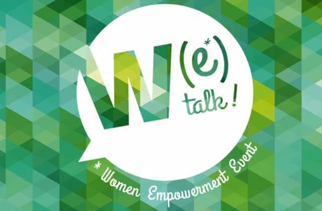 W(e) Talk met des rôles modèles féminins à l'honneur