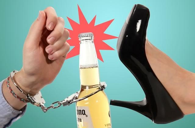 21 façons d'ouvrir une bouteille de bière sans décapsuleur