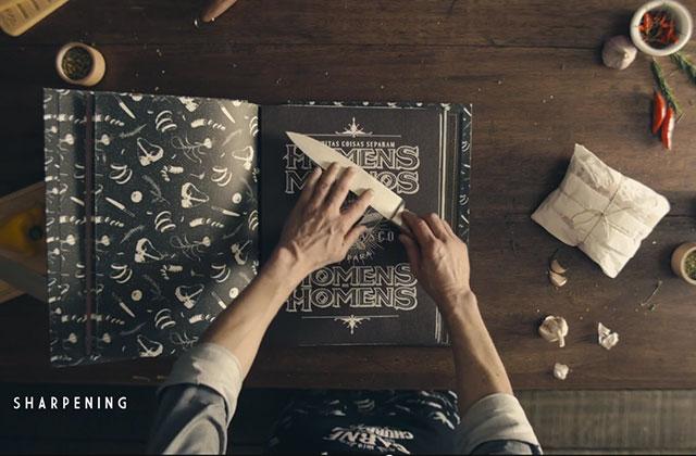 La bible du barbecue, un cookbook pour des merguez parfaites
