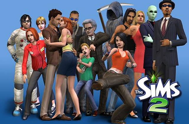5 Familles Cool A Creer Dans Les Sims