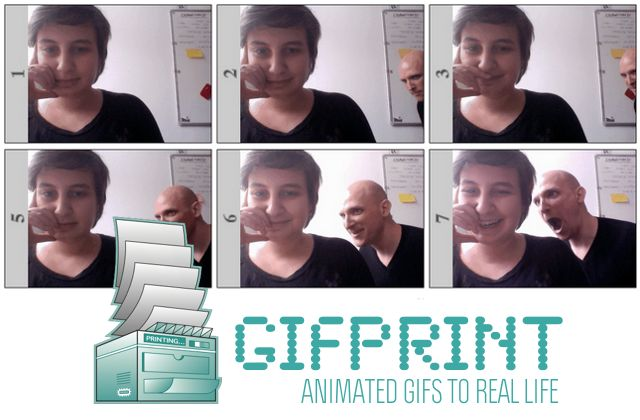 Gifprint : transformez vos gifs en flipbooks