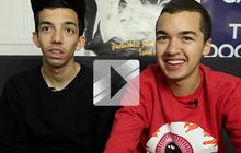 Bigflo et Oli, les «araignées montantes » du rap français, en interview !