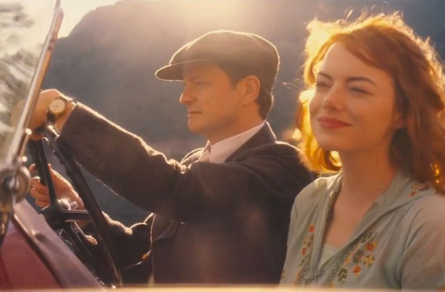 Magic in the Moonlight, le nouveau Woody Allen avec Emma Stone et Colin Firth