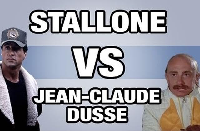 Stallone avec la voix de Jean-Claude Dusse : le mashup parfait