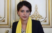 Najat Vallaud-Belkacem s'engage contre l'endométriose