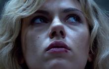Scarlett Johansson s'énerve dans un trailer exclusif de «Lucy»