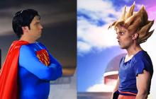 Superman vs. Goku, l'Epic Rap Battle des gros durs