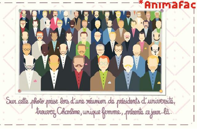 Animafac présente sa campagne pour l'égalité femmes-hommes
