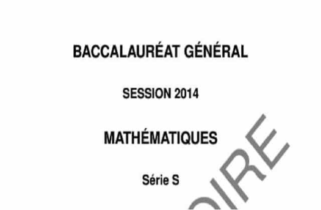 Bac S 2014 : l'épreuve de maths était-elle trop difficile ?