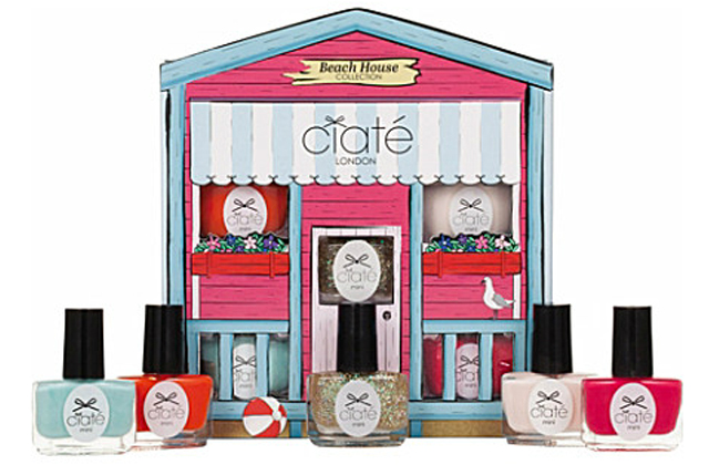 Beach House, la nouvelle collection de mini vernis de Ciaté