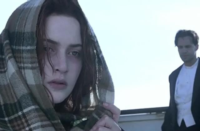 Titanic Rose fin du film