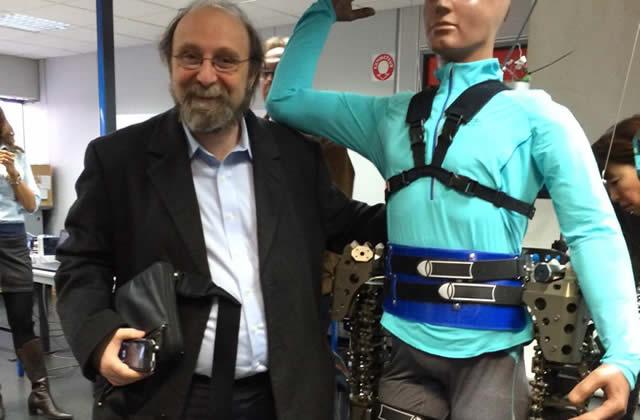Coupe du Monde 2014 : le coup d'envoi sera donné… par un paraplégique