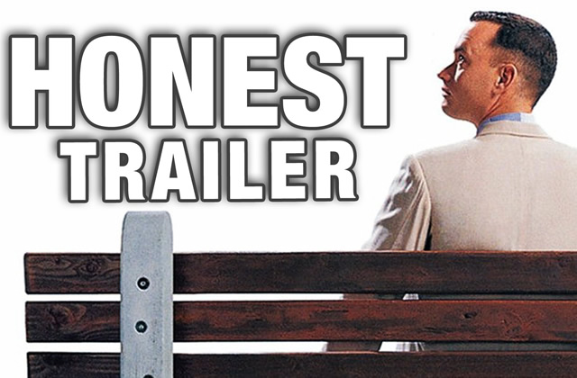 Forrest Gump a son Honest Trailer !