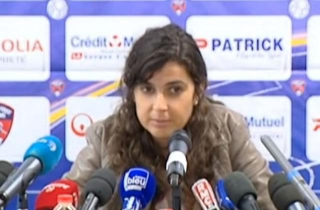 Helena Costa quitte le Clermont Foot et son président qui « ne comprend pas les femmes »