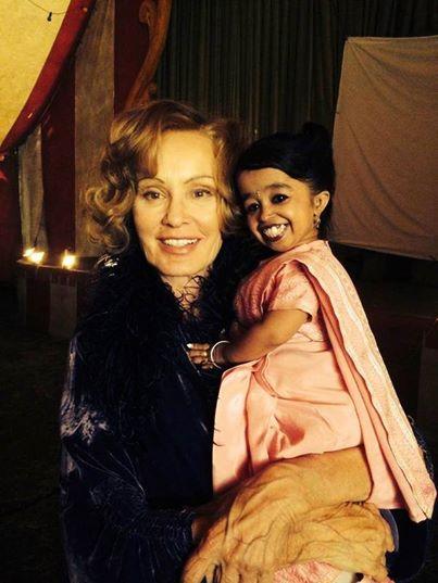 american horror story Jyoti Amge