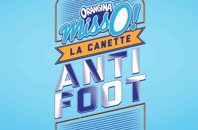 Orangina Miss O sort la première canette anti-foot
