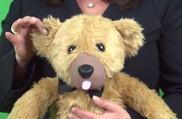 L'ours en peluche vibrant, le sextoy qui anéantit ton enfance