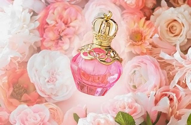 Un parfum Sailor Moon au Japon !