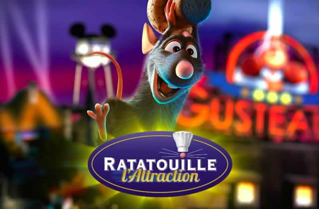 Ratatouille débarque à Disneyland Paris !